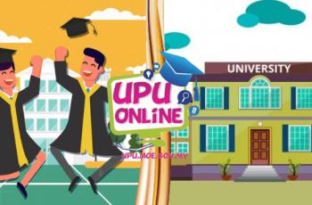 Kemaskini Permohonan UPU Online 2020