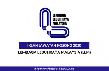 Lembaga Lebuhraya Malaysia (LLM) ~ Pegawai Tadbir