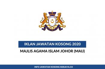 Majlis Agama Islam Johor ~Pembantu Tadbir, Pembamtu Hal Ehwal Islam, Pembantu Operasi & Pelbagai Jawatan