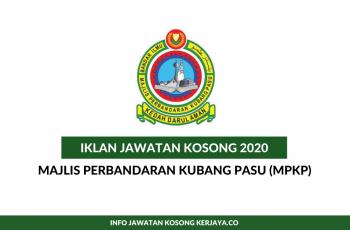 Majlis Perbandaran Kubang Pasu (MPKP) ~ Pembantu Tadbir, Pembantu Awam & Pembantu Operasi