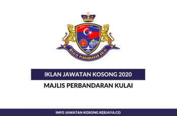 Majlis Perbandaran Kulai ~ Pembantu Operasi, Penolong Jurutera & Jururawat