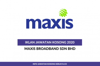 Maxis Broadband ~ Outdoor Sales Promoter