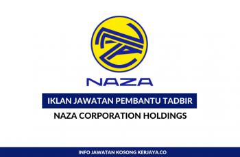 NAZA Corporation Holdings ~ Pembantu Tadbir
