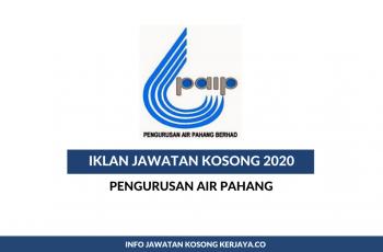 Pengurusan Air Pahang