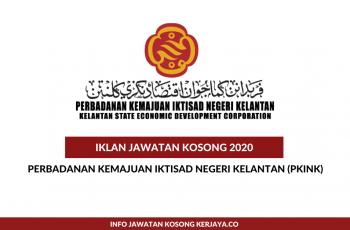 Perbadanan Kemajuan Iktisad Negeri Kelantan (PKINK) ~ Kerani