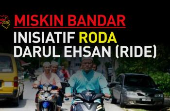 Permohonan Inisiatif Roda Darul Ehsan (RiDE)