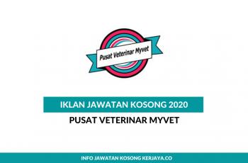 Pusat Veterinar Myvet ~ Pembantu Klinik
