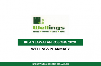 Wellings Pharmacy ~ Store Assistant