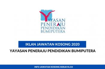 Yayasan Peneraju Pendidikan Bumiputera ~ Pelatih Industri & Pengarah Bersekutu