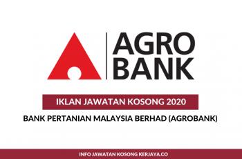 Kerani Bank Pertanian Malaysia Berhad (Agrobank)