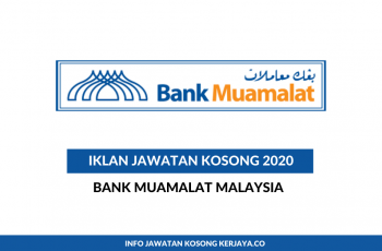 Bank Muamalat Malaysia ~ Internship For Human Resources