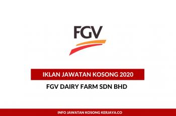 FGV Dairy Farm