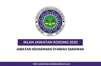 Jabatan Kehakiman Syariah Sarawak ~ Pegawai Syariah & Penolong Pegawai Syariah