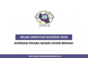 Koperasi Pesara Negeri Johor Berhad