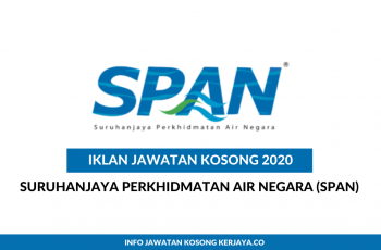 Suruhanjaya Perkhidmatan Air Negara (SPAN) ~ Eksekutif