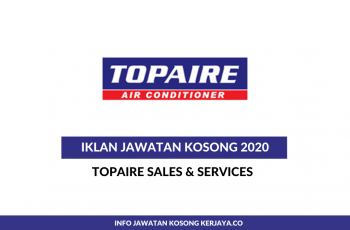 Topaire Sales & Services ~Eksekutif