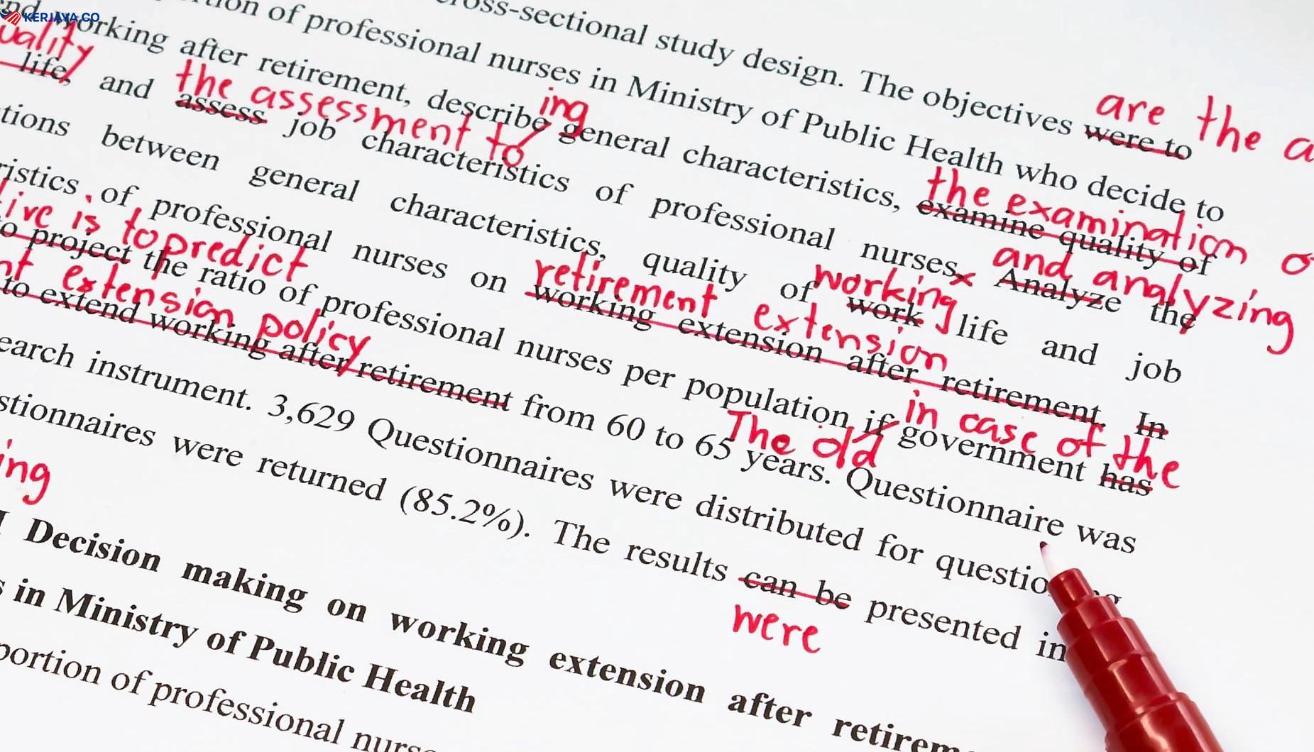 Cover Letter Checklist: Apa Nak Buat Sebelum Hantar Kepada Majikan?