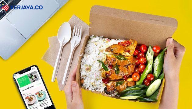 Panduan Bisnes Delivery Makanan Dari Rumah Modal Rendah Untung Tinggi