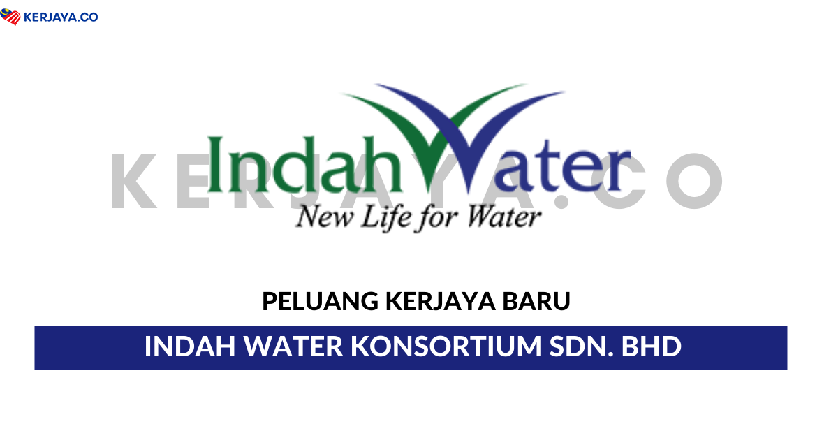 Jawatan Kosong Terkini Indah Water Konsortium Iwk Pelbagai Kekosongan Jawatan Kerja Kosong Kerajaan Swasta