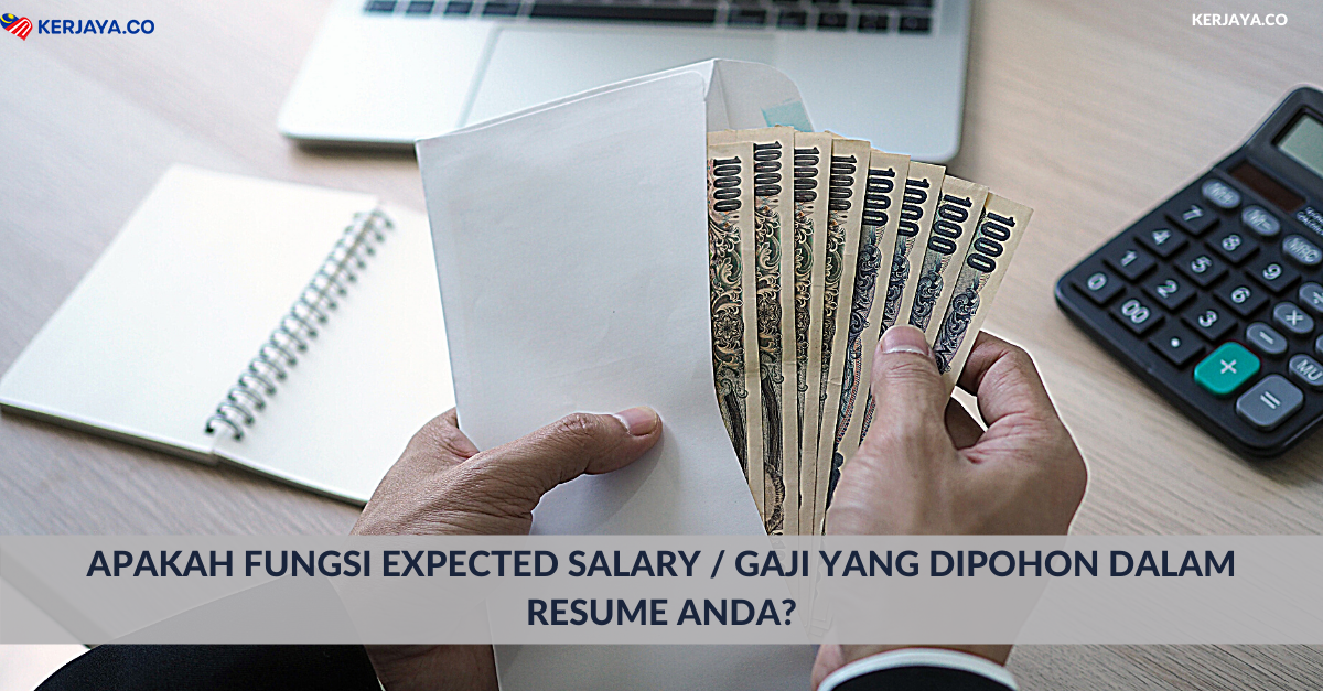 Apakah Fungsi Expected Salary _ Gaji Yang Dipohon Dalam ...