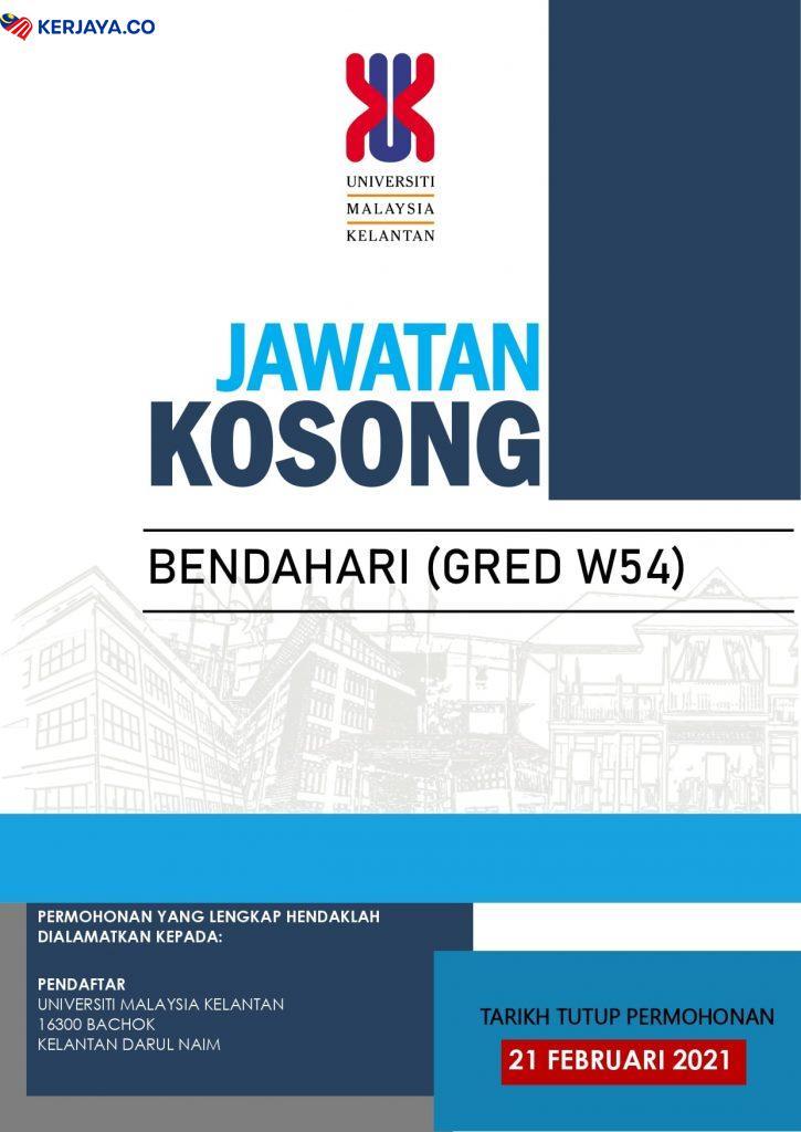 Iklan Jawatan Kosong Universiti Malaysia Kelantan (UMK ...