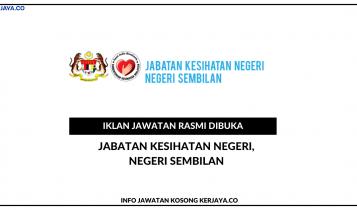 Jawatan Kosong Seluruh Negeri Sembilan 2021 • Kerja Kosong ...