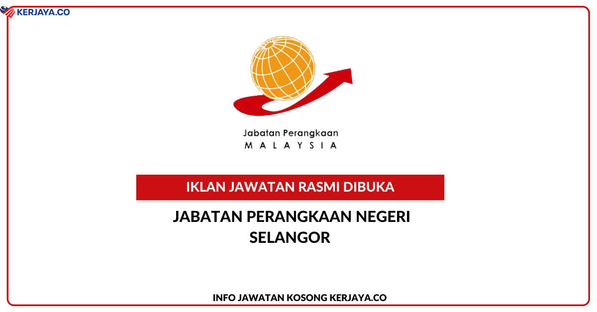 Jawatan Kosong Terkini Jabatan Perangkaan Malaysia Negeri ...